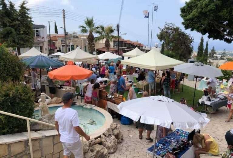 peyia village market