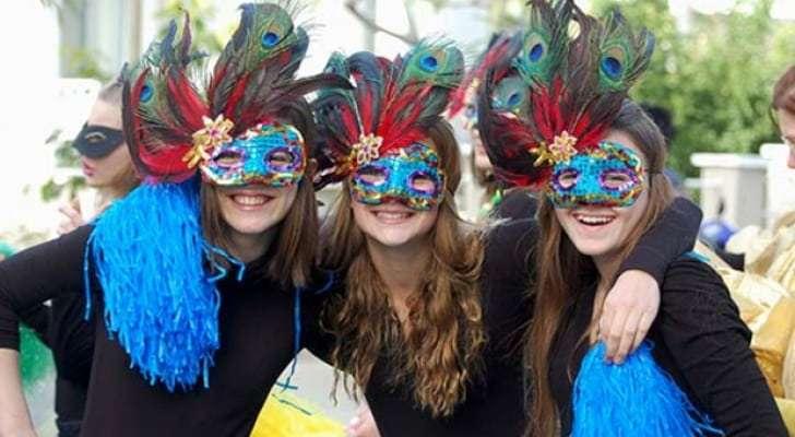 peyia carnival parade